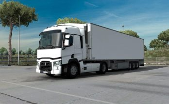 Renault T DTi 11 and 13 Engine Sounds 1.39