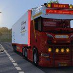 Scania S + Trailer 1.39