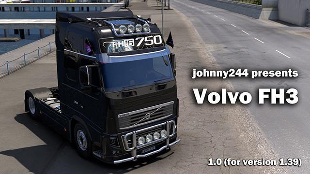 Volvo FH 3rd Generation v1.0.1 1.39.x
