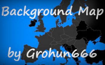 Background Map v1.0