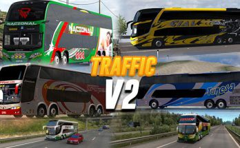 BUSSES IN TRAFFIC V2.0 BY CARNE MOLIDA 1.40