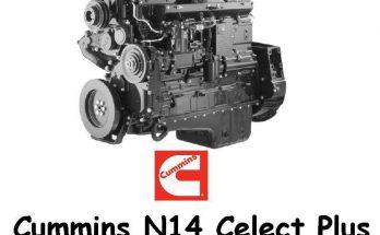 CUMMINS N14 CELECT PLUS ENGINE PACK V1.0