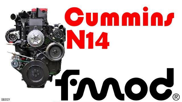 CUMMINS N14 1.39.X