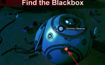 FIND THE BLACKBOX Updated with lua file