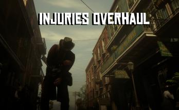 Injuries Overhaul