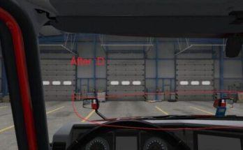 MACK ANTHEM INTERIOR VIEW HOOD FIX BY ICECAT3003 V1.0