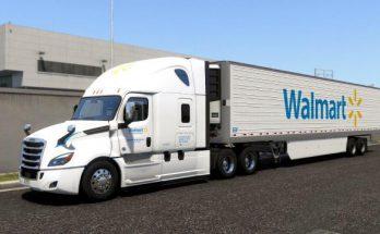 WALMART TRANSPORTATION SKINS V1.0