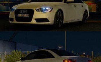 Audi A6 C7 v3.0