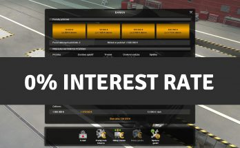 Bank Loan - 0% Interest Rate v1.0