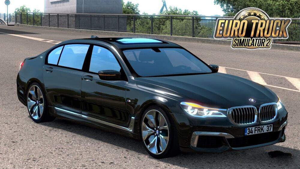 BMW 760Li xDrive 1.39