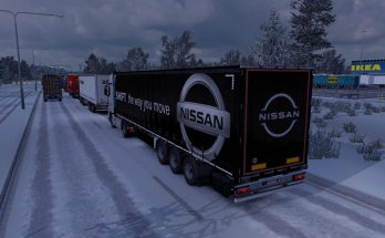 Nissantruck Ai Trailers Pack v1.0