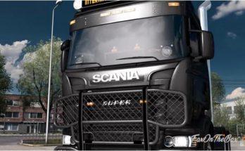 Scania Openpipe Update 1.40