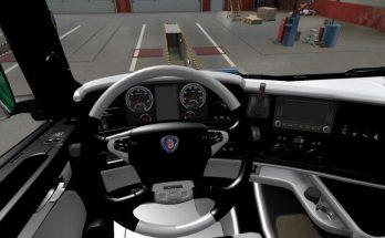 Scania R Interior 1.39 - 1.40