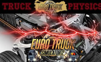 Truck Physics v1.0 by Alik 1.40