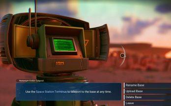 Base Computer Mission Timer Options