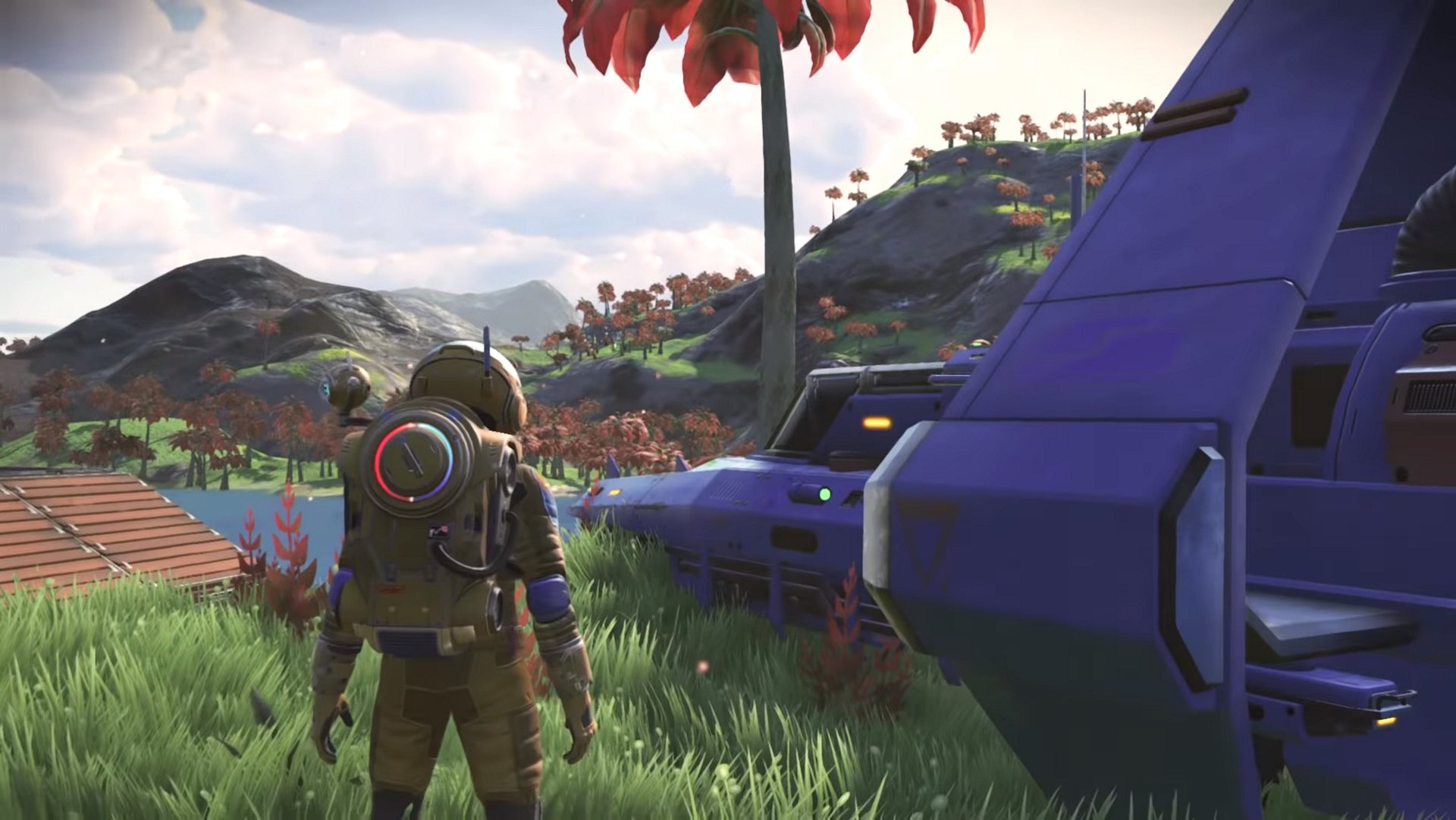 No Camera Shake - Curing motion sickness in NMS