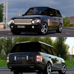 Land Rover Range Rover Supercharged V8 1.40