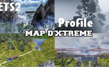 Profile for Map D'Xtreme v1.0