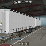 Double Trailers and HCT Trailers in all countries 1.40