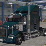 Kenworth t800 Cartruck ets2 1.40