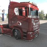 Scania Illegal S v1.0 by Carls1309 1.39.x