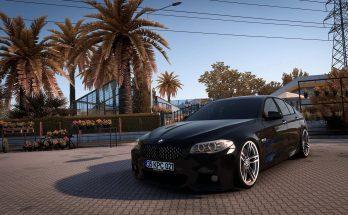 BMW 5 Series F10 M-Sport 1.40
