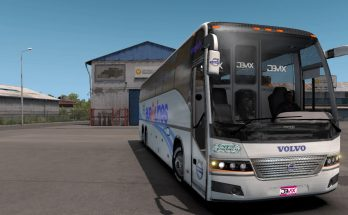 Volvo 9700 Bus 1.39 and 1.40.x