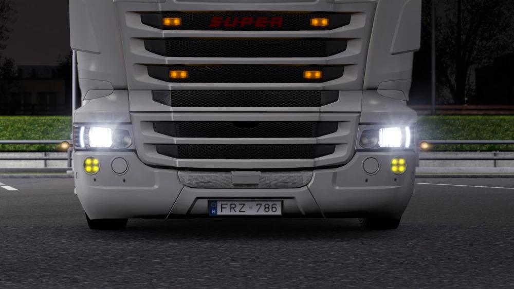 Eyelids for RJL Scania v1.0
