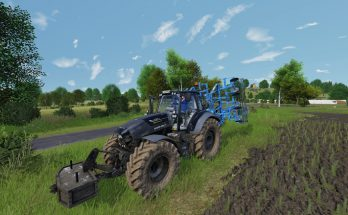 Deutz Agrotron 7250 TTV Warrior V 1.3.0.6.1