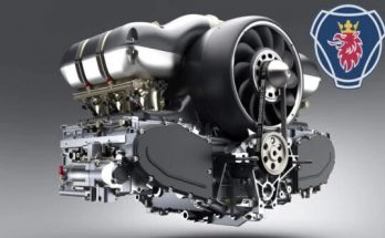Engine 770S Hp For Scania Next-Gen 1.40/1.39
