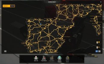 Full Save Game for 1.40 FULL MAP DLC [Iberia 100% Discovered]