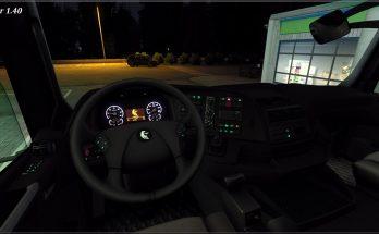 Interior Kamaz 5490 Neo/65206 v1.0