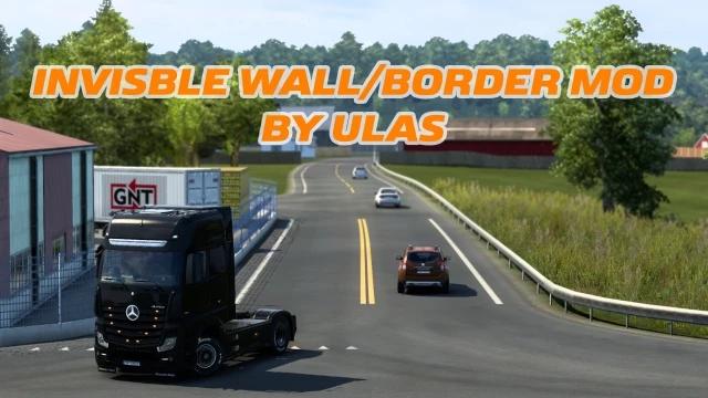 Invisible Wall/Border Mod by Ulas v1.0