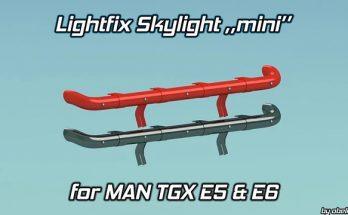 LightFix Skylight mini for MAN by obelihnio v1.2 1.40