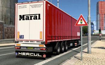 Maral Trailer 1.40