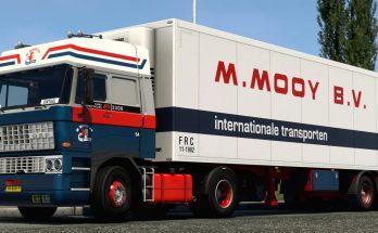 Mooy Logistics DAF F241 Combo v1.0