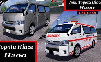 Toyota Hiace H200 Car v2.0