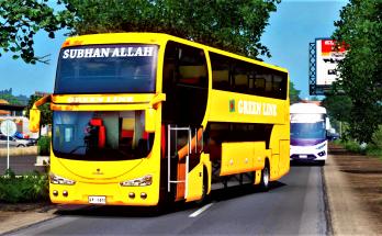 Irizar Bus Pack (UK&EU) For 1.38-40