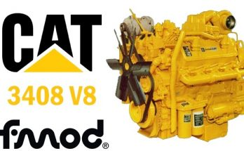 CAT 3408 V8 1.40