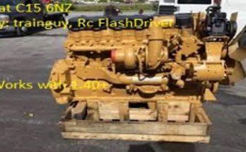 CAT C15 6NZ ENGINES 1.40