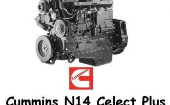 CUMMINS N14 CELECT PLUS ENGINES PACK V1.1