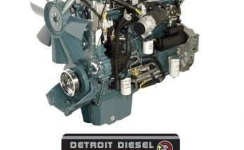 DETROIT DIESEL 60 SERIES SOUND & ENGINE PACK V1.0