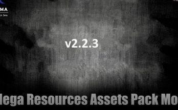 MEGA RESOURCES MOD V2.2.3 1.40.X
