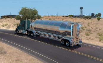 THE HEIL SUPERFLO PNEUMATIC TANKER OWNABLE 1.40
