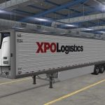 XPO LOGISTICS SKINS V1.0