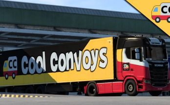 Cool Convoys Truck & Trailer skinpack v1.0