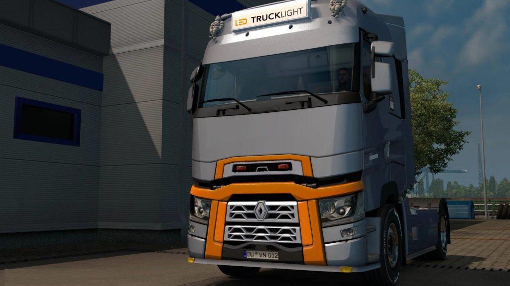 LED Trucklight 1.40