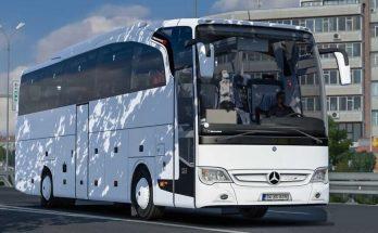 Mercedes Travego SE-15Shd-2015 Megamod 1.40.x