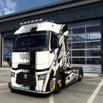 Renault T Evolution Acconcia & T skin v1.0