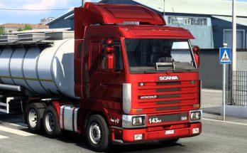 Scania 3 Series V5.4